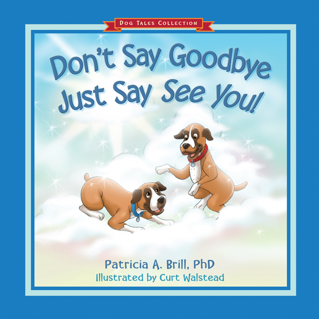 Don't Say Goodbye Just Say See You!  bookcover