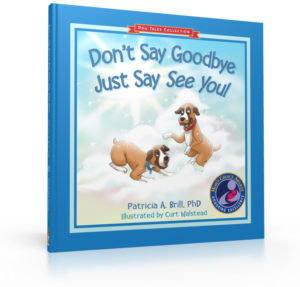 Cover image of Don't Say Good Bye Just Say See You!