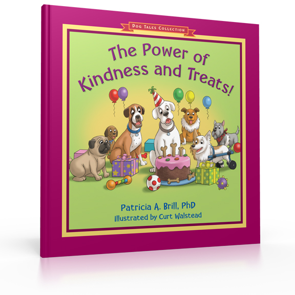 The Power of Kindness and Treats! 3D cover
