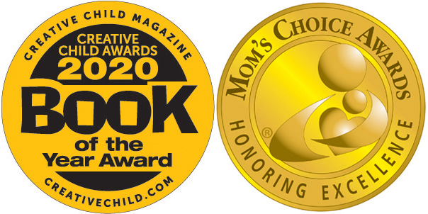 2020 book of the year award and MCA gold Label award
