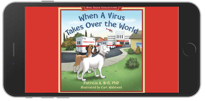 When a Virus Takes Over the World book cover